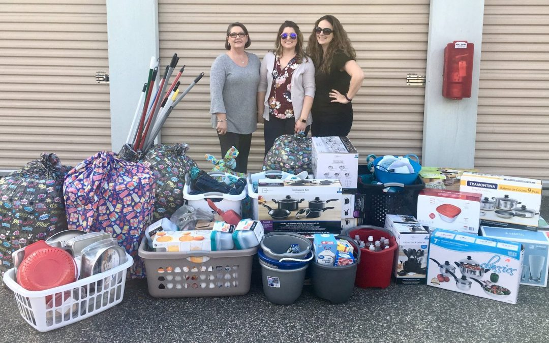 Help JCOC's Clients with Food and Welcome Home Baskets